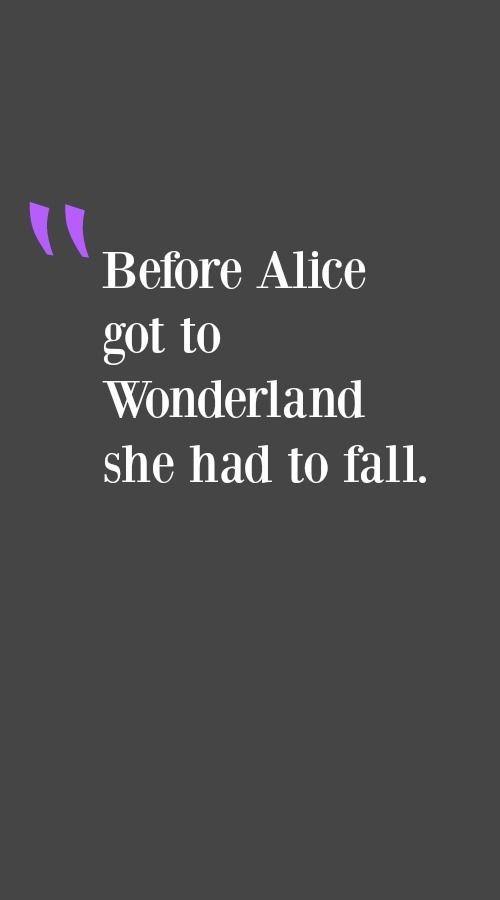 Alice Got To Wonderland
