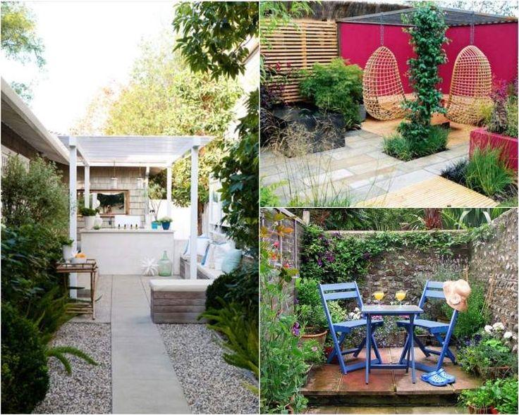 petit jardin id es d 39 am nagement d co et astuces pratiques pi ces de monnaie d co et design. Black Bedroom Furniture Sets. Home Design Ideas