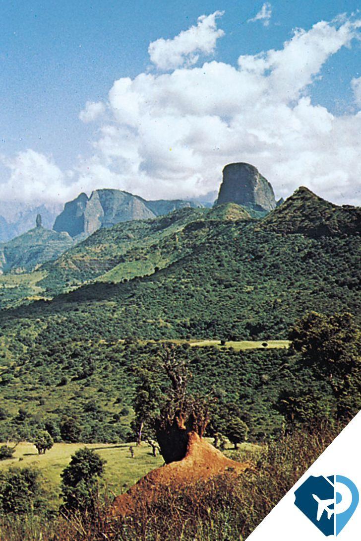 Ven a convivir con la naturaleza y explora el Parque nacional de Simien en Etiopía, podrás observas como convergen la flora y la fauna, conoce este lugar que fue declarado patrimonio de la humanidad.