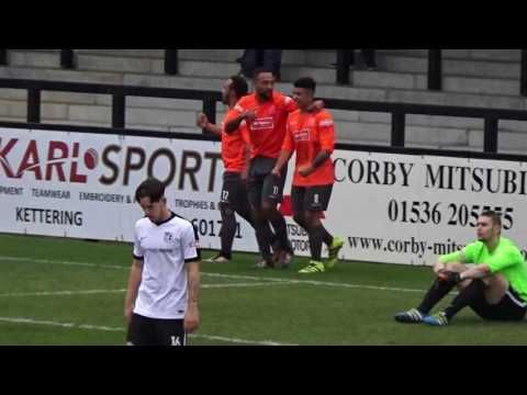 GOALS | Corby 0 - 2 Stafford Rangers  | FA Trophy [29.10.16] https://youtu.be/P1orf7sYjfQ