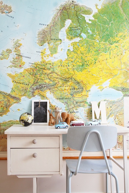 Beautiful boy's room - Huseby Living