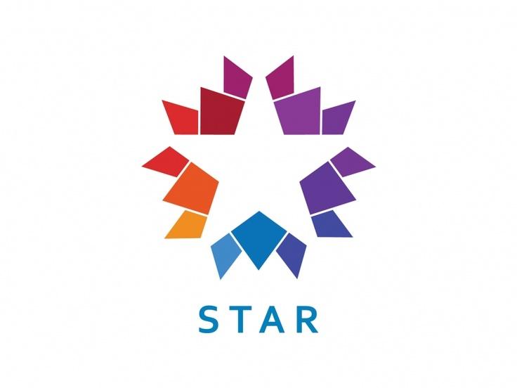 COMMERCIAL LOGOS - Media - Star TV Vector Logo