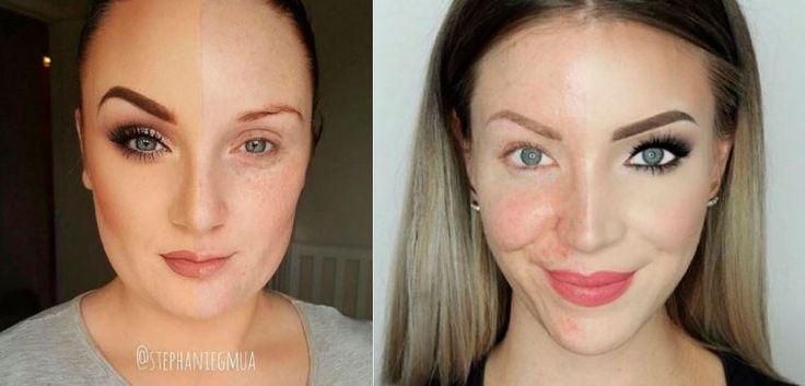 10 filles au visage à moitié maquillé qui revendiquent les atouts du maquillage