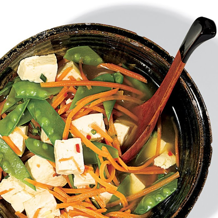 Recipe For Okinawan Soup: Light In Calories, High In Flavor | Women's Health Magazine