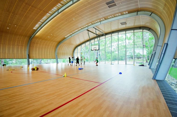 Milson Island Indoor Sports Stadium / Allen Jack+Cottier Architects