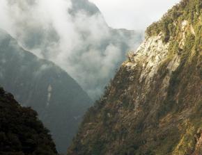 Doubtful Sounds Mountains