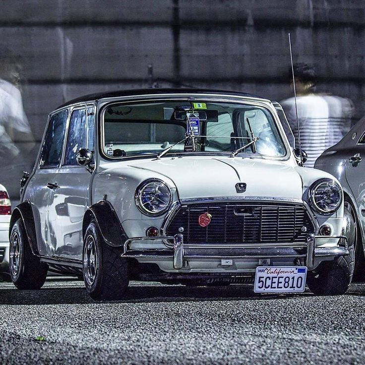 1234 best Classic Cars images on Pinterest | Mini coopers, Classic ...