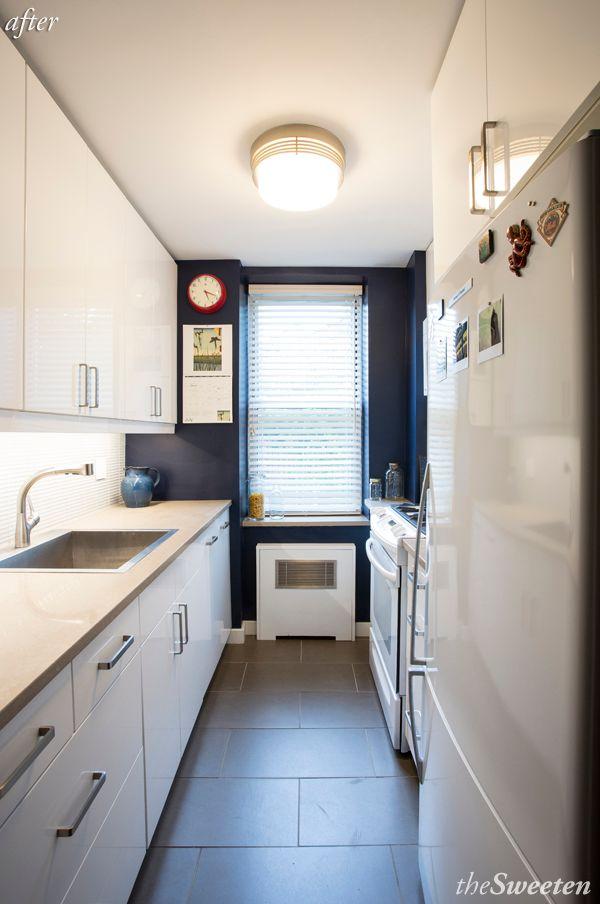 S Galley Kitchen Flooring