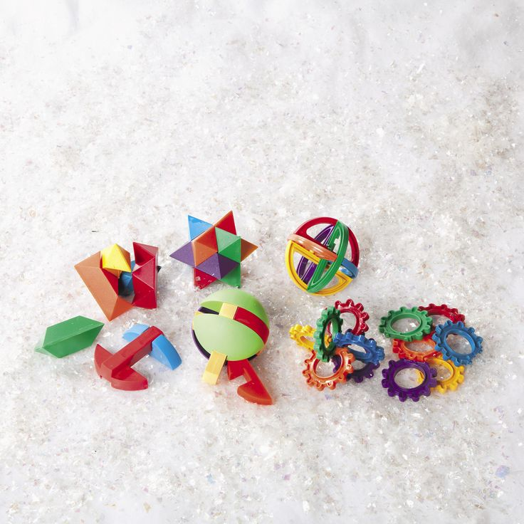 Puzzle Balls, Party Loot Bags, 12 Pack - PipSqueak