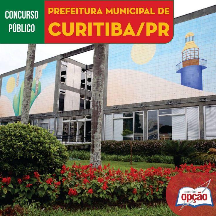 Apostilas Concurso Prefeitura do Município de Curitiba / PR - 2016: - Cargos: Técnico de Enfermagem em Saúde Pública e Enfermeiro em Saúde Pública