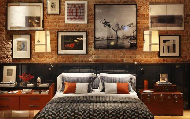 decoracao de sala barata e bonita: De Parede Sala on Pinterest