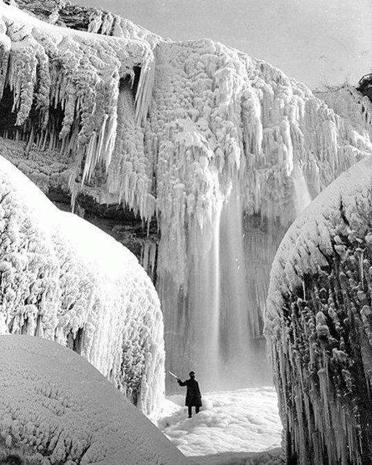 Северная Америка: Ниагарский водопад