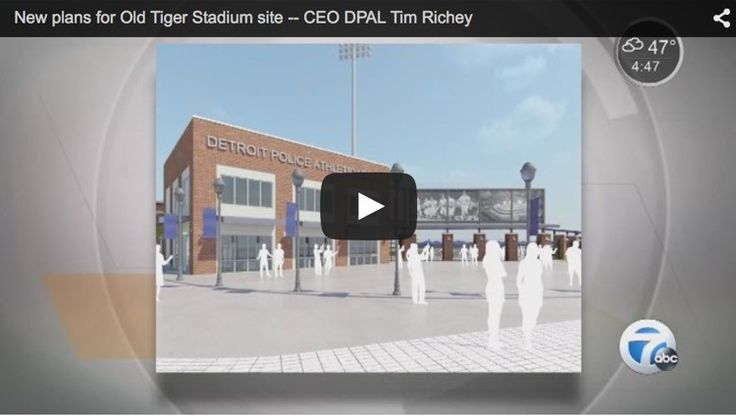Renouveau confirmé pour le Tiger Stadium de Detroit http://www.ostadium.com/news/288/renouveau-confirme-pour-le-tiger-stadium-de-detroit