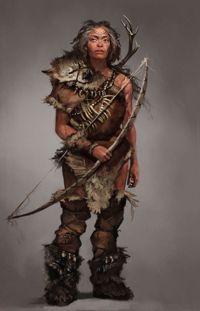 The Art of Far Cry Primal - Daily Art