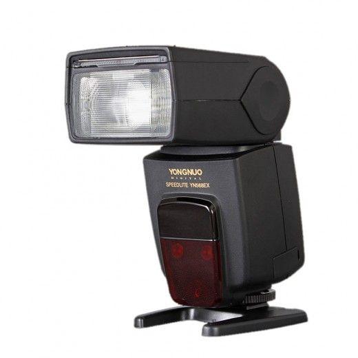 Flash til mit kamera (Nikon D80)