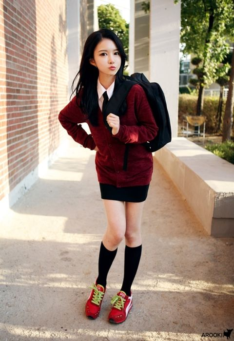 Ariska Pue 39 S Blog Korean Fashion Cute Asian Style