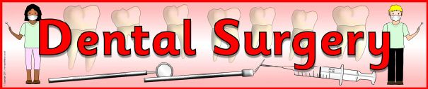 Dental Surgery/Dentists Roe-play Pack