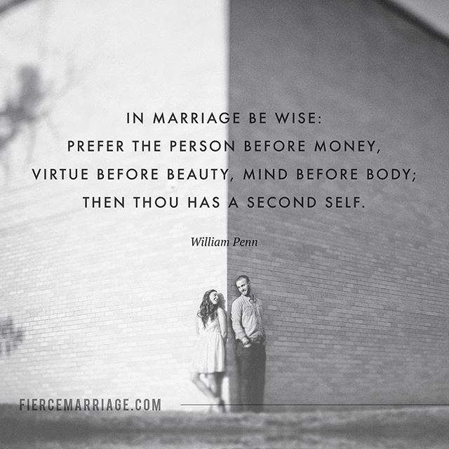 """Living as one in marriage starts with well ordered priorities. Many understand what good priorities are (God first, then spouse, then kids, then everything else), but we can live contrary to that understanding. How we live reflects true priorities. This quote is as relevant today as the day it was written; let's walk through it. ➖ 1) """"Prefer the person before money."""" How is your work/family balance? If you or your spouse is working so much that it takes away from family time, adjustment is…"""