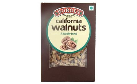 Rs 25 off on Borges California Walnuts- 90 gm . Valid at all Arambagh Outlets across West Bengal
