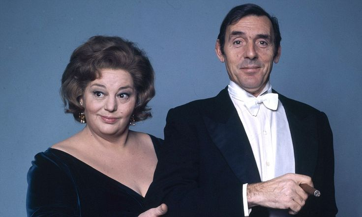 In wide-ranging career, he will be remembered best for the long-running and widely acclaimed Sykes And A... TV series with Hattie Jacques.