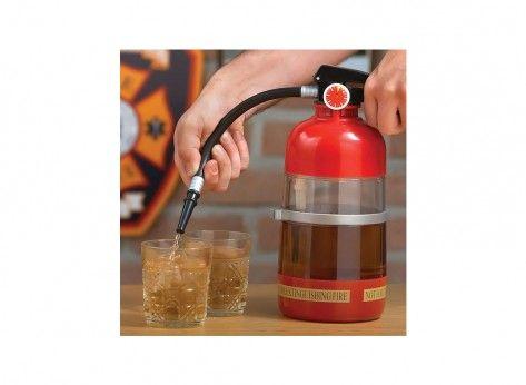 Extinctor alcool - Mindblower Cadou pentru petreceri incendiare