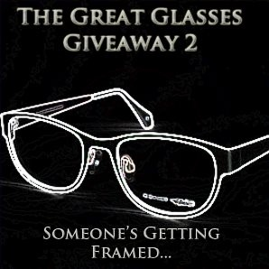 There is a competion on our facebook page http://www.facebook.com/myeyeglasses to win a pair of prescription glasses: Eyeglasses Icons, Prescription Glasses, Funny Stuff, Designer Eyeglasses