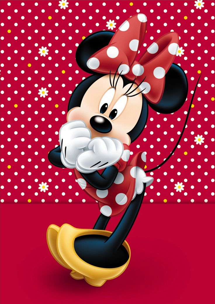 176 best minnie - Minnie mouse wallpaper pinterest ...