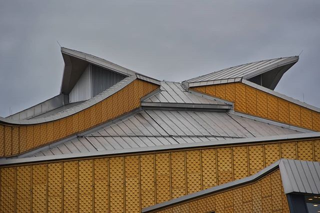 Berliner Philharmonie  #berlin #architecture