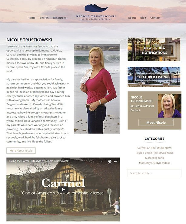 Real Estate Agent Biography Writing A Real Estate Agent Bio Real Estate Web Site Des Real Estate Agent Marketing Real Estate Education Real Estate Templates