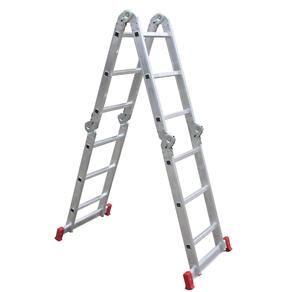 [EXTRA] Escada Articulada 3x4 12 Degraus - R$169,00 e, até 5X