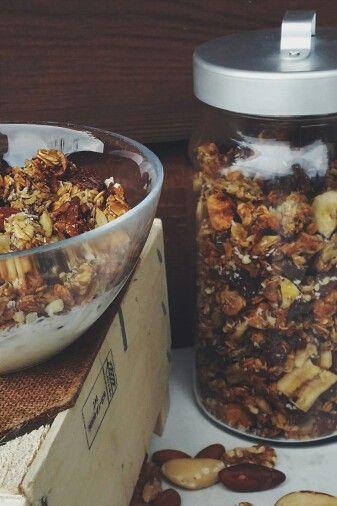 Crisp Cereal