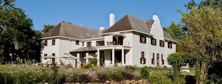 The Dornier Homestead | Dornier Wines: Wedding Venue?