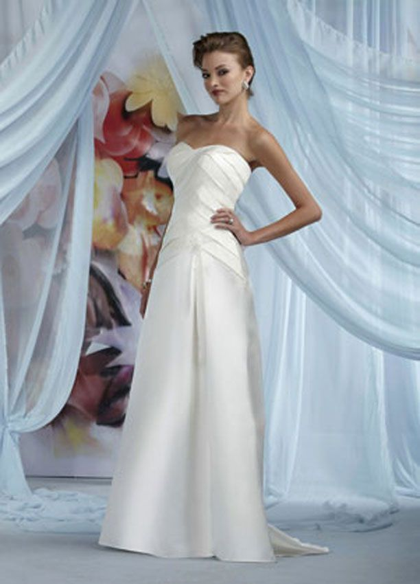 38 best Destiny Wedding Gowns images on Pinterest   Short wedding ...