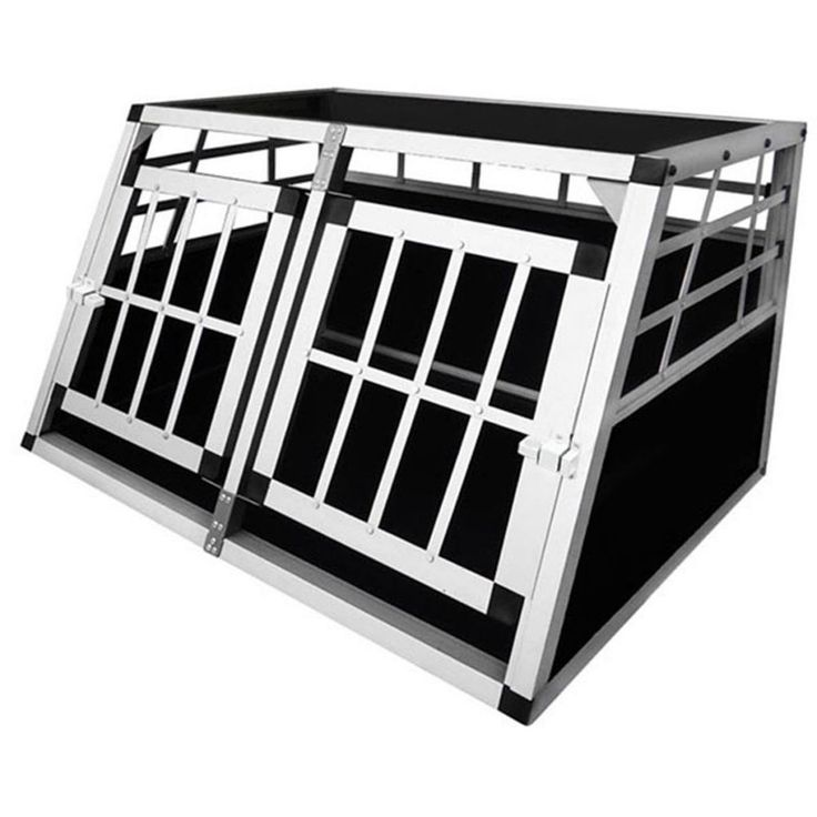 Dog Crates For Extra Large Dogs Car Travel Cage Metal House Heavy Duty Kennel XL #DogCratesFor