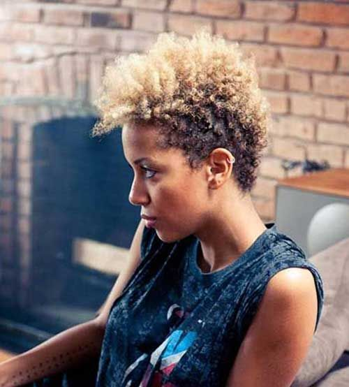 The 25 best short curly afro ideas on pinterest curly afro hair 25 short curly afro hairstyles urmus Choice Image