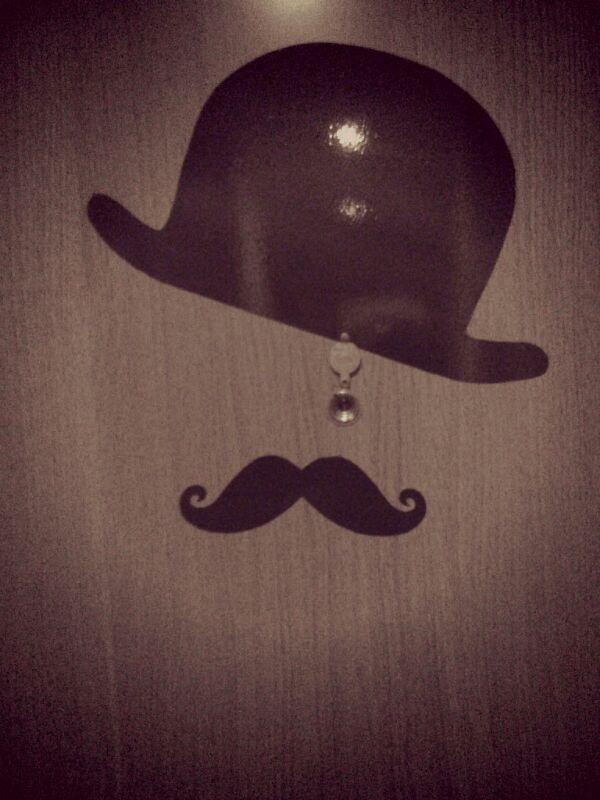 Diy: El vinilo para la mirilla de la puerta de Beatriz : x4duros.com