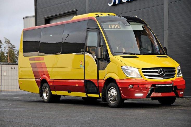 FINN – Mercedes-Benz 519cdi, Atomic Turbuss, 16+1, 8.0m,