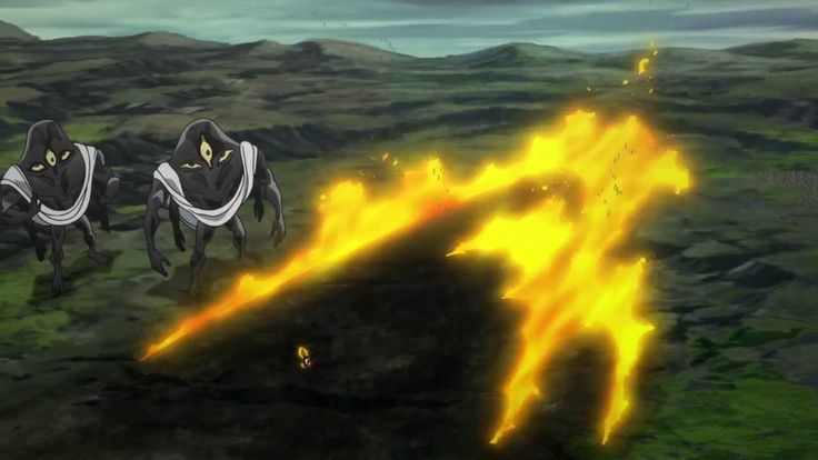 Magi: The Kingdom of Magic - Alibaba Saluja Full Djinn Equip vs Black Djinns
