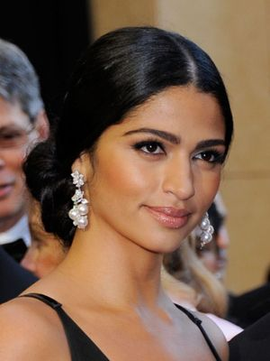 Wedding Hair: Camila Alves | Latina
