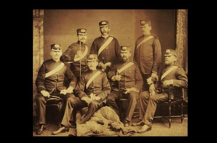 First officers of St John Ambulance © St John Ambulance