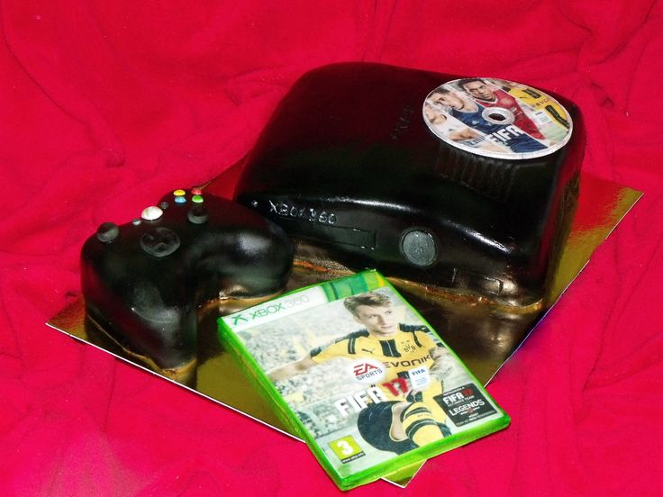 Xbox / Fifa 17 torta