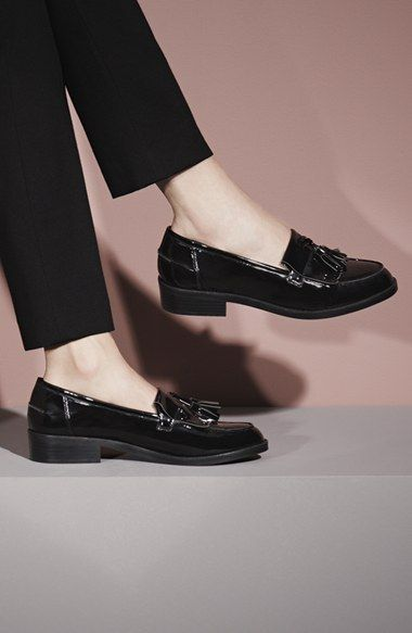 Menswear Inspired Loafer for Women