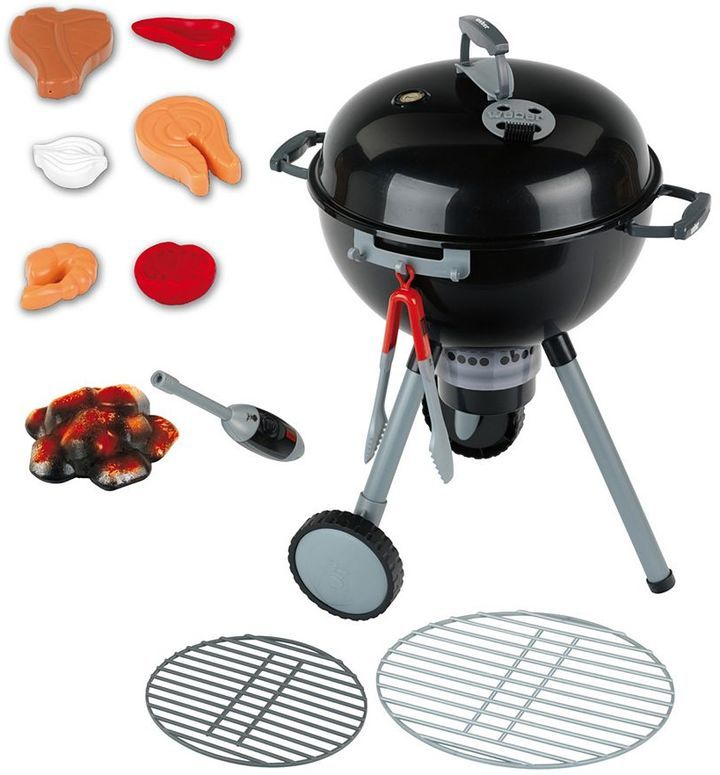 Theo Klein Pretend Play Weber Grill #affiliate