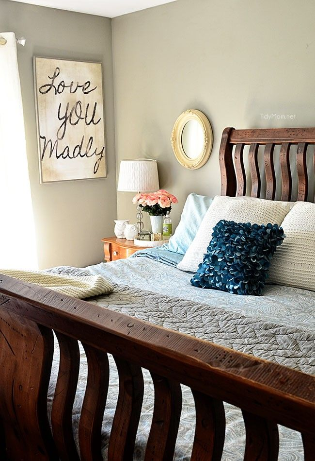 25 best spring home ideas on pinterest spring home decor living room accents and family room - Spring bedding makeover ideas ...