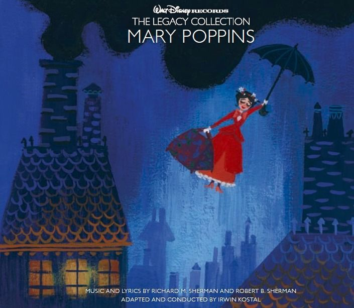 Walt Disney Records' newly created line of collectible CDs, Walt Disney Records The Legacy Collection, celebrates the anniversaries of Disney's most cherished and classic films that have been enchanting audiences for generations.