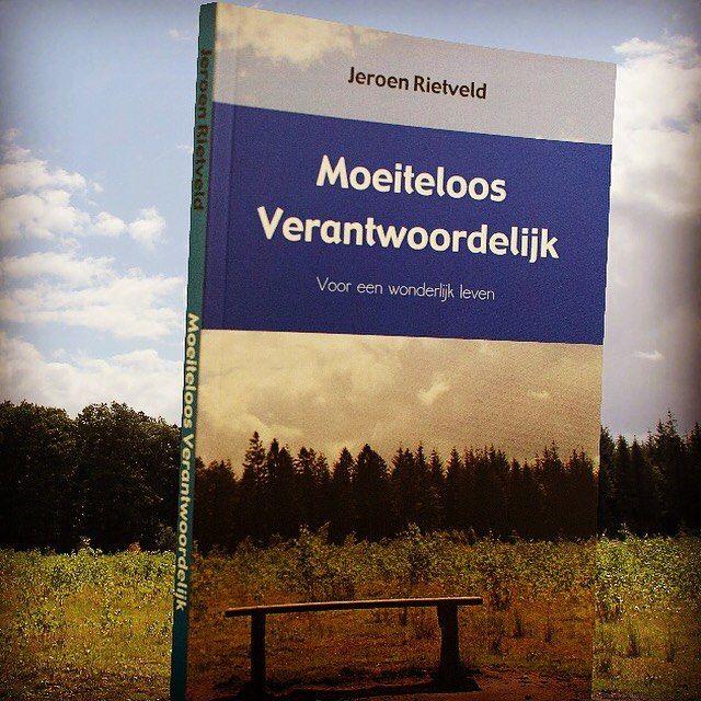Nu beschikbaar via moeiteloosverantwoordelijk.nl #boek