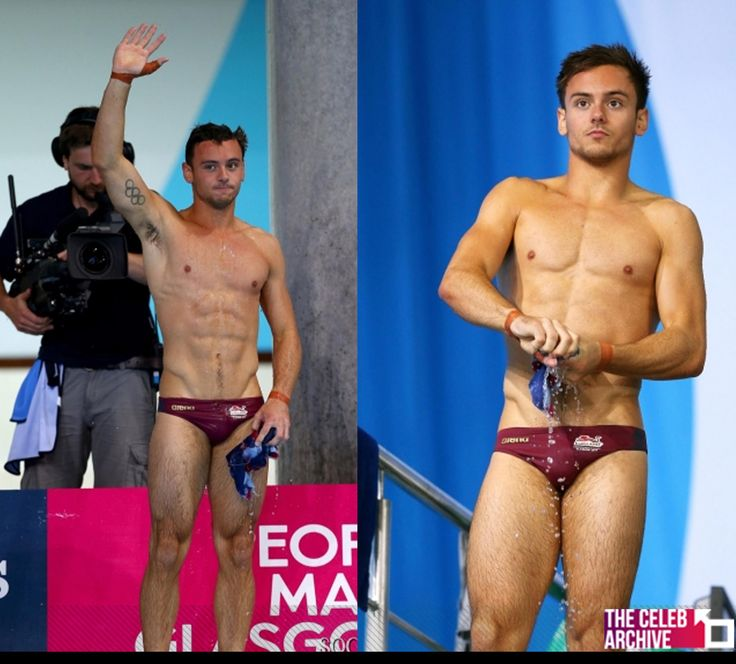 Tom Daley? of England celebrates with his coach Jane Figueiredo ...