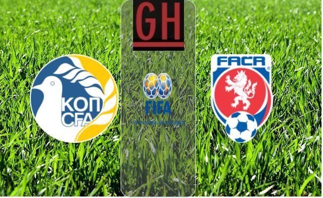Watch Cyprus Vs Czech Republic International Friendlies 2020 Football Highlights In 2020 Football Highlight Football Today Highlights