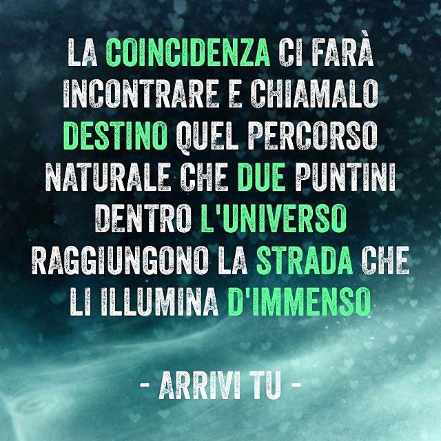 #ArriviTu #AlessandraAmoroso