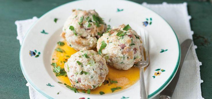 Tirol dumplings © Österreich Werbung - Wolfgang Schardt